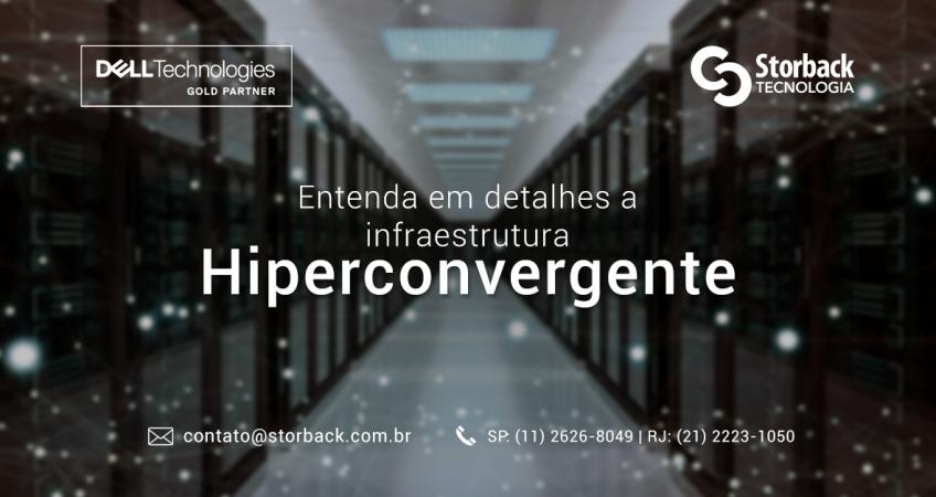 detalhes da infraestrutura hiperconvergente